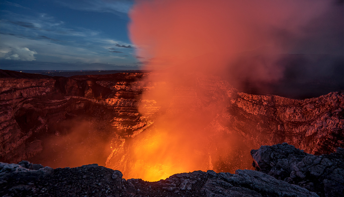 Why and How Volcanic Eruptions Occur